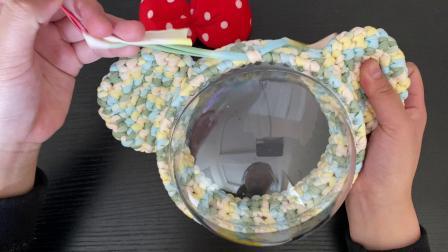 【米奇】蝴蝶结缝合教程