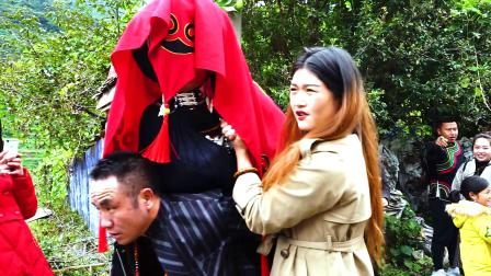 巴莫小平与吉时肖林婚礼下集