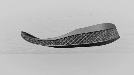Polymer High Speed Sintering CAD Datei Hell