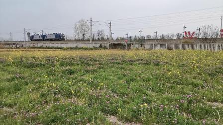 20200324 155752 阳安线HXD2单机出汉中站