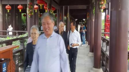 沈巷中学退休老师活动2