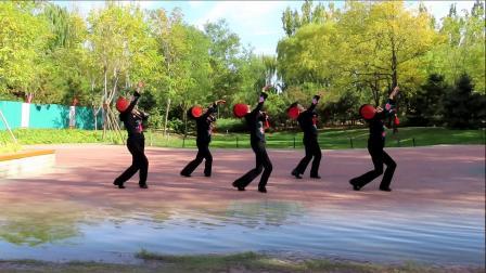 畅春园舞蹈队2020-5 探清水河