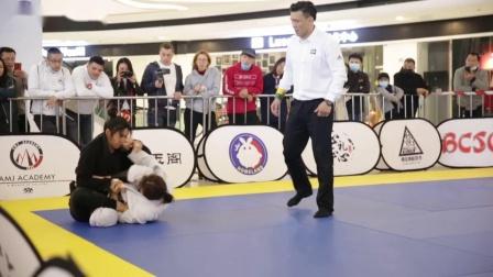 2020年10月25日阿迪达斯杯柔术巡回赛北京站成人组精彩视频18