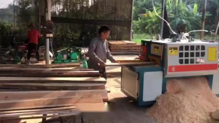 方木多片锯 清边机 板材多片锯 木板多片锯 木板开条机 正启机械