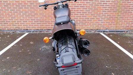 2020 Harley-Davidson Fat Bob Walkthrough Talkthrough