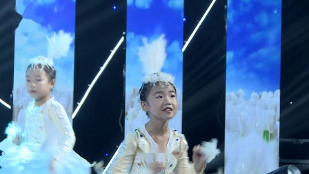 94、少儿舞蹈《向天歌》星耀杯全国校园舞蹈展演