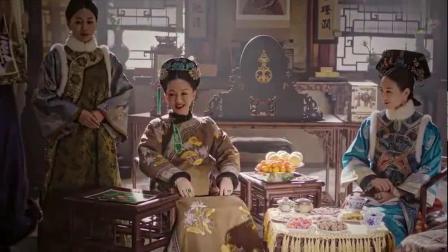 如懿传:皇后去看望曾经的贵妃,没想到宫殿都无人打扫