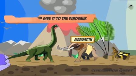 【屌德斯解说】侏罗纪恐龙时代到巴斯光年