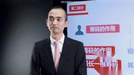 杨凯:筹码分布用法介绍(1)