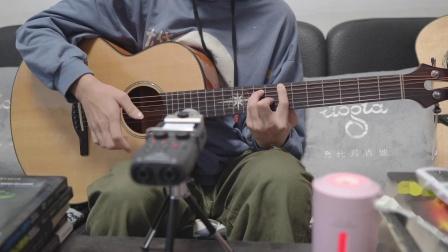 弦上翻花测评乌托邦吉他北极星
