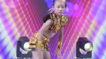 97、爵士舞《火辣爵士》星耀杯全国校园舞蹈展演