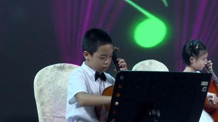 100、大提琴合奏《天空之城》星耀杯全国校园艺术展演