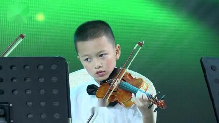 102、大提琴小提琴《over the rainbow》星耀杯全国校园弦乐合奏