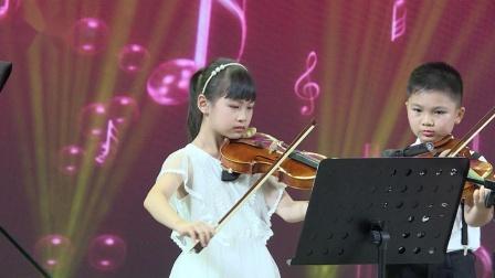 104、小提琴《always with you》星耀杯全国校园舞蹈展演