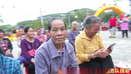广西来宾市象州县马坪镇洞村2020年九九重阳感恩活动