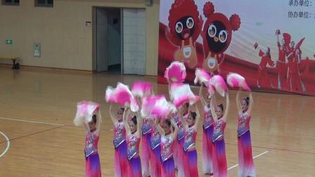 2020年四川老年人健身秧歌比赛花絮01