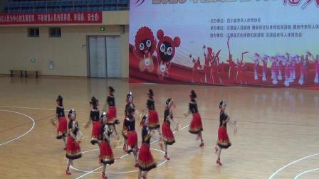 2020年四川老年人健身秧歌比赛花絮12
