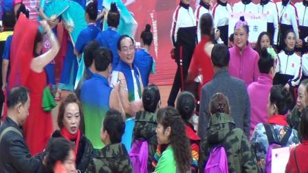 2020年四川老年人健身秧歌比赛花絮