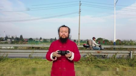 云南昆明最厉害的风水大师弘演道人邀请师父无量子观看昆明风景