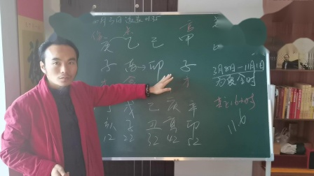 官杀混杂外国人八字(十)王炳程四柱命理自学视频教程全集