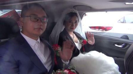 肖泽众舒聪新婚庆典