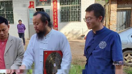 湖南怀化最厉害的风水大师一守道人邀请师父无量子观看怀化风景