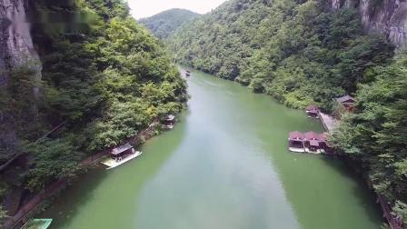 湖南湘西吉首最厉害的风水大师杨文新邀请师父无量子观看湘西风景