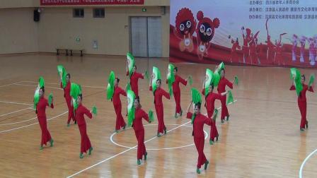 2020年四川老年人健身秧歌比赛花絮04