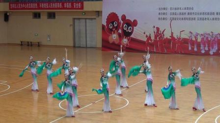 2020年四川老年人健身秧歌比赛花絮13