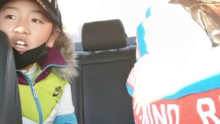 孟小筱:上学路上20201105