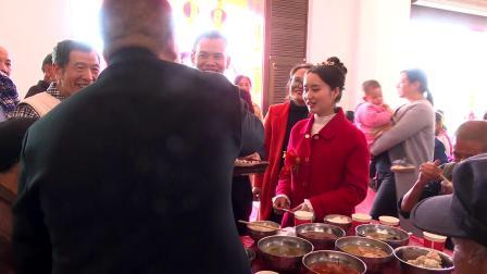 刘勋向秋玲结婚庆典
