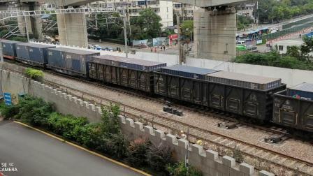 11316次货运列车
