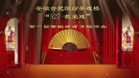 黄梅戏《春江月》选场-宝儿放学-东流戏迷汪春梅、叶江红(2018安徽合肥527)