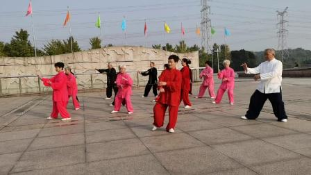 闵行体育公园练拳游园纪念(2020.11