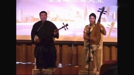 程功书苑:海上丝绸之路评弹开篇演唱专场_高清