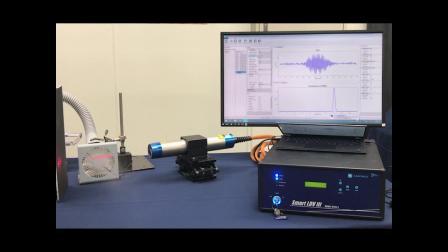 紧凑灵巧的激光多普勒测速仪(Smart-LDV)