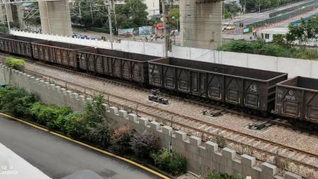 11344次货运列车