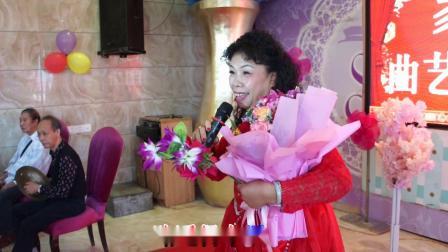 《 穆桂英挂帅 》---广西梧州 蒙兰卿唱