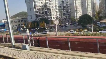 【火车视频集锦】立冬·初访丹大线