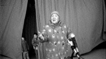 邙岭镇省庄村翟爱云同志唱红灯记选段(二十多年前留下的珍贵视频)