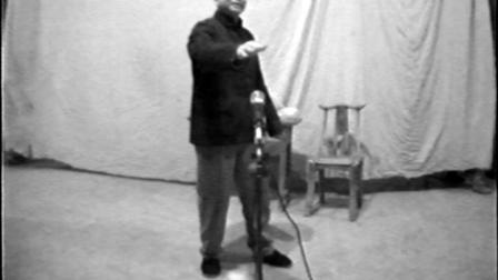 邙岭镇省庄村马延都同志唱洼洼地里好庄稼(二十多年前留下的珍贵视频)