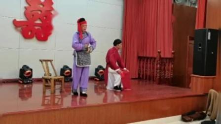 鲁迅精典著作祥林嫂  洞房  鲁西文化礼堂