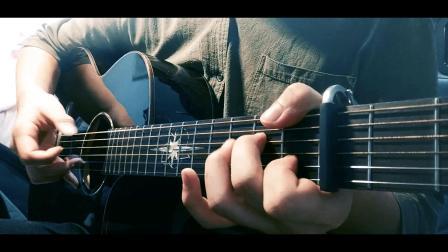指尖和鸣 指弹《东京喰种》主题曲《Unravel》