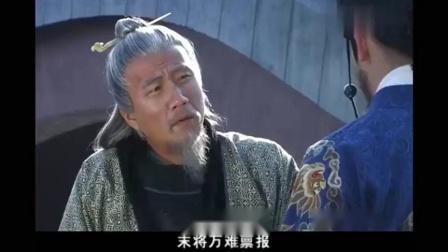 朱元璋:二虎私见燕王不禀报,朱元璋心里明白,燕王惦记太子大位