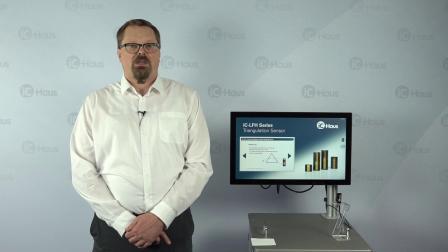 iC-LFH 系列 - 高解析度线性图像传感器