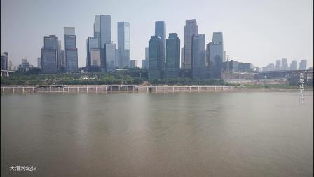 重庆嘉陵江滨江路