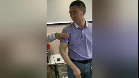 肩周炎针灸治疗教学视频