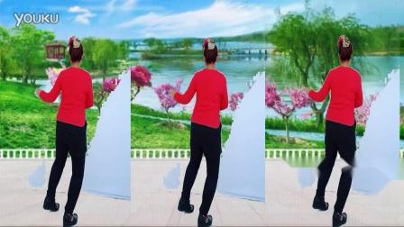 飘飘广场舞     鸟儿对花儿说