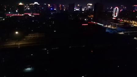 20200404 205528 阳安线客车K205次列车进汉中站