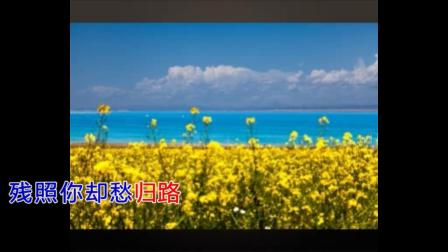 粤剧版-洒泪别长亭(彭炽权,郑培英)走字幕